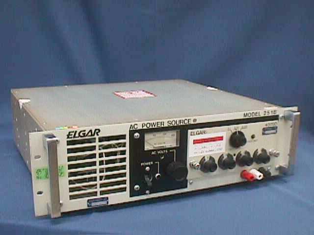 AC POWER SUPPLY ELGAR / 251B 400SD (989)