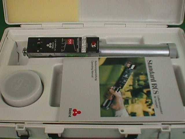 AIR GERM SAMPLER BIOTEST / HYCON RCS (7382)