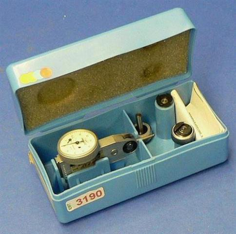 ANALOG MICROMETER COMPARATOR COMPAC / BRC213 (3190)