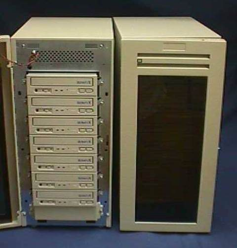 CD-ROM TOWER PLEXTOR / PLEXTOWER ULTRAPLEX  (2581)