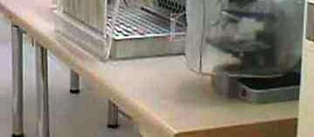 CLEAN ROOM ANTISTATIC WORKBENCH CUPILLARD (8703)