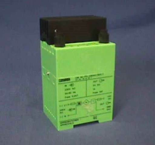 COMPACT POWER SUPPLY UNIT PHOENIX CONTACT / CM 62-PS-230AC/5DC/1 (75650)
