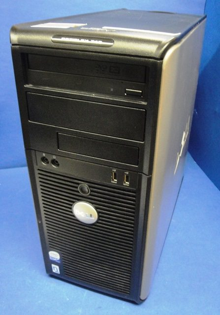 COMPUTER DELL / OPTIPLEX 745 (8696)