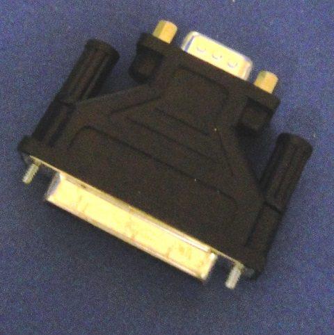 DB9 D25 ADAPTER,Lot of 15 0 / MB375A (9865)