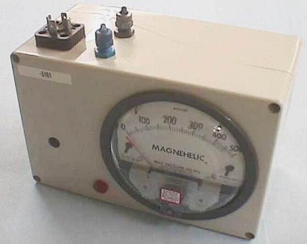 DIFFERENTIAL PRESSURE PROBE MAGNEHELIC / AC 129-5 (20008)