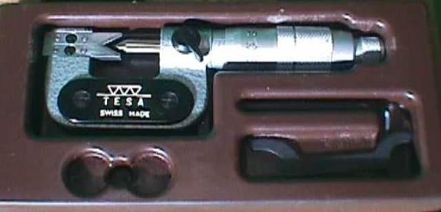 DIGITAL MICROMETER TESA (3674)