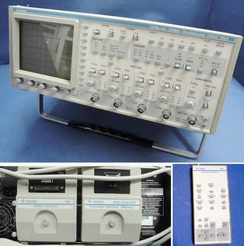 DIGITAL OSCILLOSCOPE GOULD / DSO 1604 (4679)