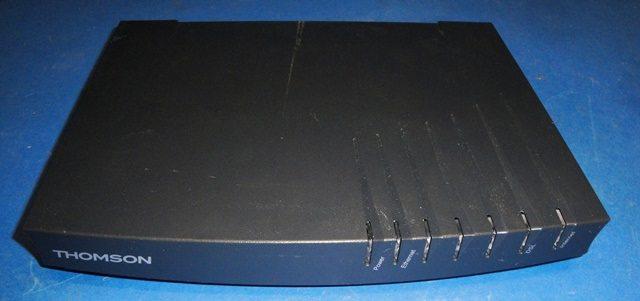DSL MODEM THOMSON / TG605S (9783)