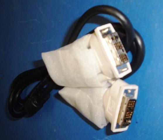 DVI CABLE,Lot of 5 E248588 (9766)
