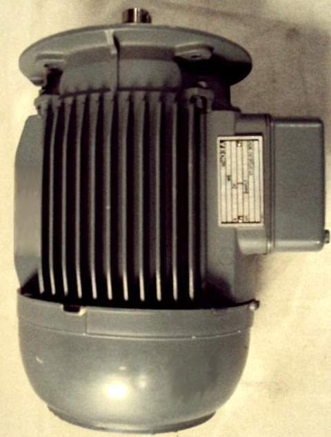 ELECTRIC MOTOR AEG / AM 80 NY4 (2384)