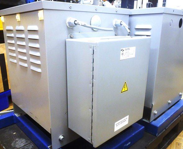 ELECTRICAL TRANSFORMER MARELCO POWER SYSTEM / M-15893E (9804)