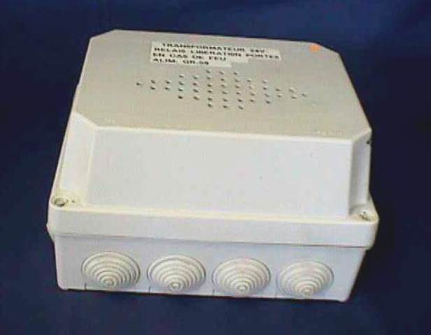 ELECTRICAL TRANSFORMER, Lot of 2  (80009)