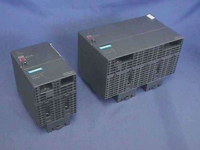 ELECTRICAL TRANSFORMER, Lot of 2 SIEMENS SUISSE / 6EP1 334-1SL11 POWER 10 (75695)