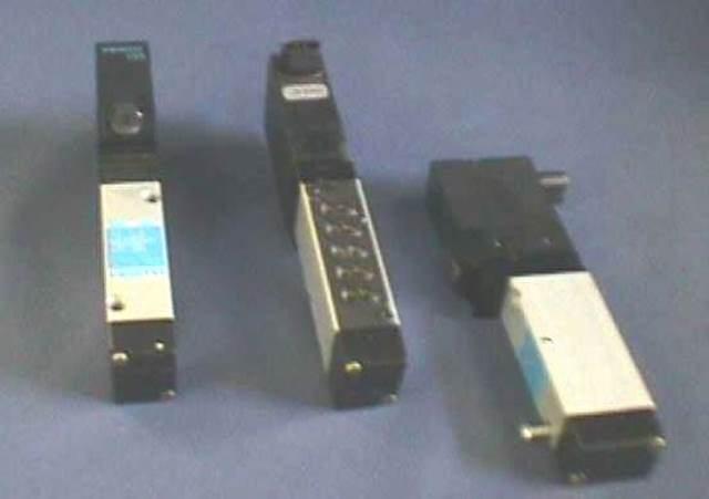 ELECTRODISTRIBUTOR,Lot of 5 FESTO / JMT2H - 5 / 2 - 4 159453 (71648)