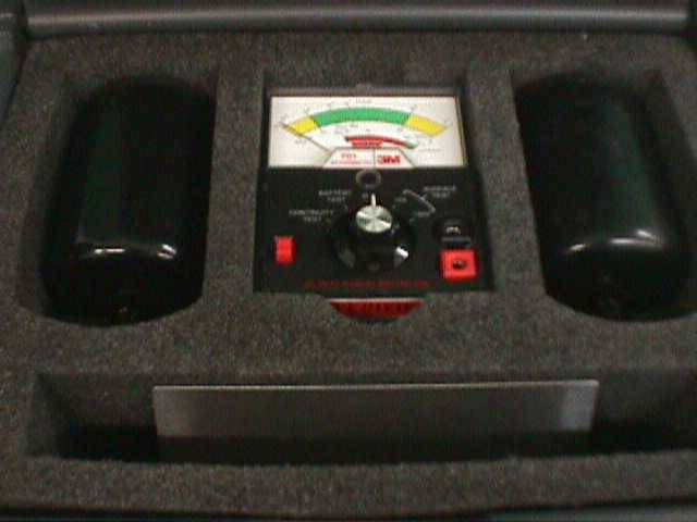 ELECTROSTATIC CHARGE ANALYSER 3M / 701 (1150)