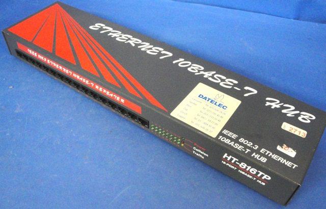 ETHERNET HUB HT-816TP (2713)