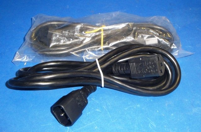 EXTENSION POWER CABLE, Lot of 10  (9964)