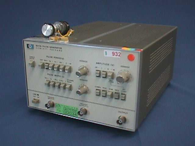 FUNCTION GENERATOR AGILENT HP / 8011A (932)