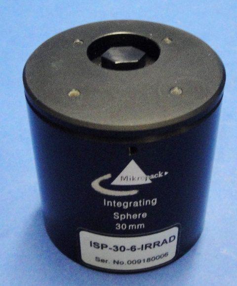 INTEGRATION SPHERE MIKROPACK / ISP-30-6-IRRAD (9023)