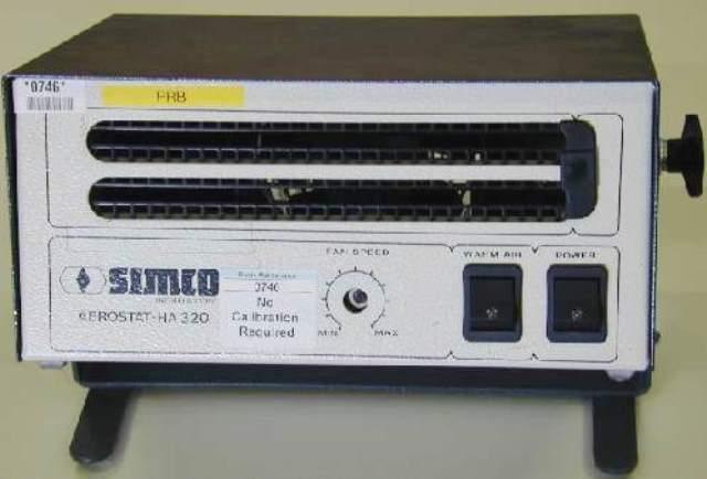 IONIZER BLOWER SIMCO / HA320 (32231)