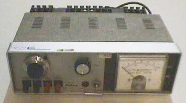 LABORATORY CONTROLLED POWER SUPPLY MAJOREG / 442 (948)