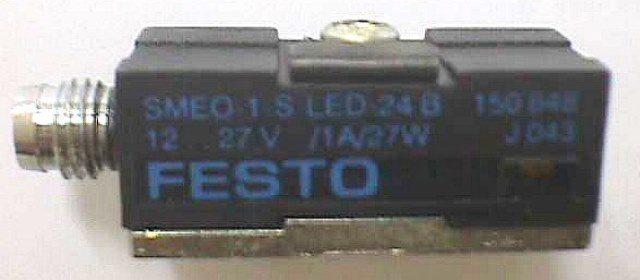 MAGNETIC PROXIMITY SENSOR,Lot of 7 FESTO / 150848 SMEO (73916)
