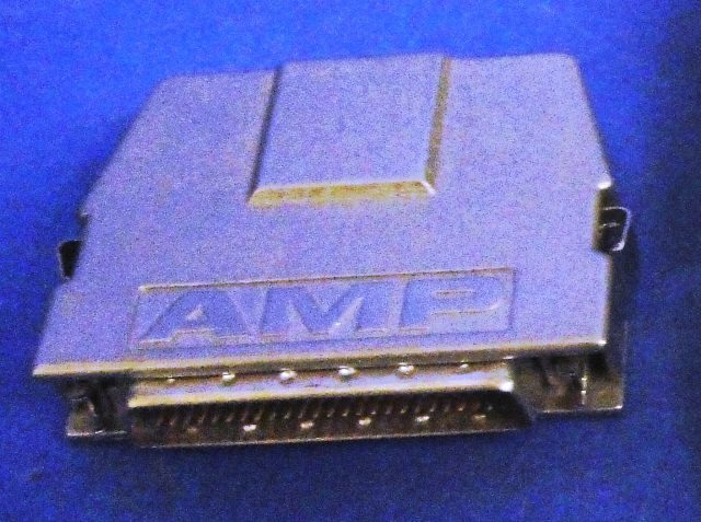 MALE SCSI III TERMINATOR,Lot of 3 HP (9912)