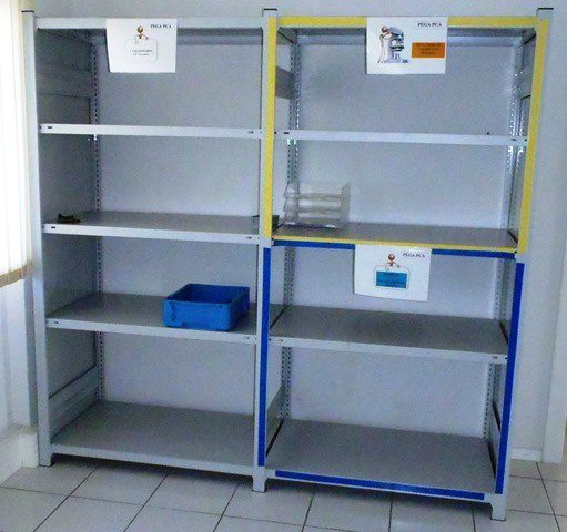 METAL SHELF LO - LISTA OFFICE / _06 (8711)