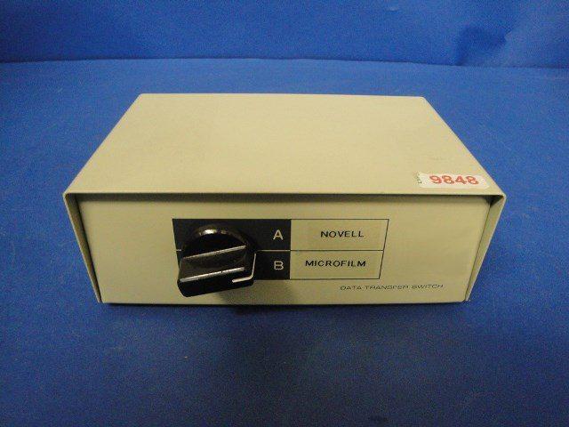 MINI DIN HD15 SWITCH BOX,Lot of 5 ROLINE (9848)