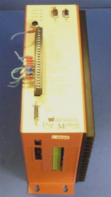 MULTI-AXIS STEPPER MOTOR CPU CONTROLLER WHEDCO / DSP MOTION IMC-313P-X-D-AC (9086)