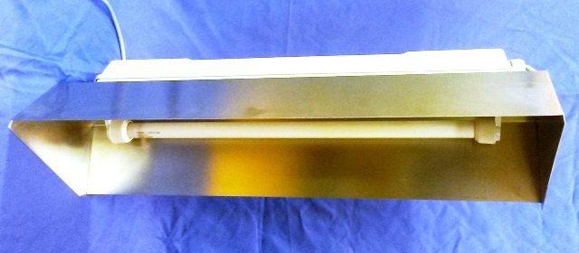 NEON LAMP,Lot of 2 CUSTOM / OSRAM (9825)