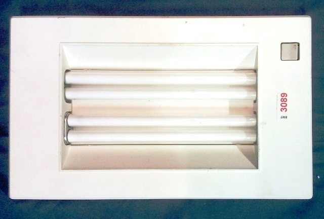 NEON LAMP,Lot of 2 LUMINESTRA / OSRAM DULUX (3089)