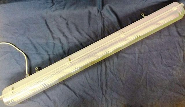 NEON LAMP,Lot of 3 ZUMTOBEL / IFP PM1 36W C (9814)