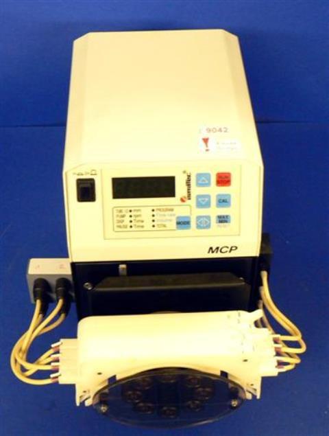 PERISTALTIC PUMP ISMATEC / MCP ISM404B V8 (9042)