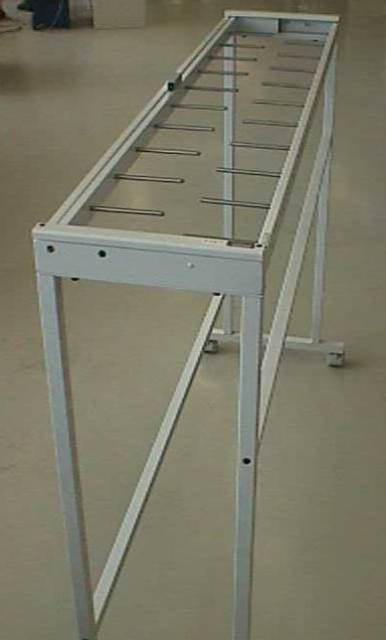 PLAN STORE TROLLEY, Lot of 2 PLANOCLASS (7477)