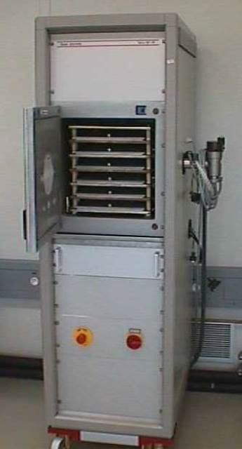 PLASMA ETCHER DIENER ELECTRONIC / TETRA 80-RF-ACG-5 XL (4562)