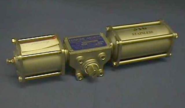 PNEUMATIC VALVE ACTUATOR ALFA LAVAL / PSM 2600 (72772)