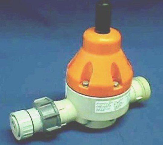 PRESSURE RELIEF VALVE ASV STUBBE / DHV-SR 3023311-EPDM (70485)