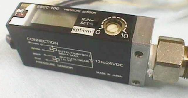 PRESSURE SWITCH OMRON / E8CC-10C (20973)