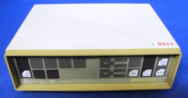 PRINTER BUFFER DB-202P (8933)