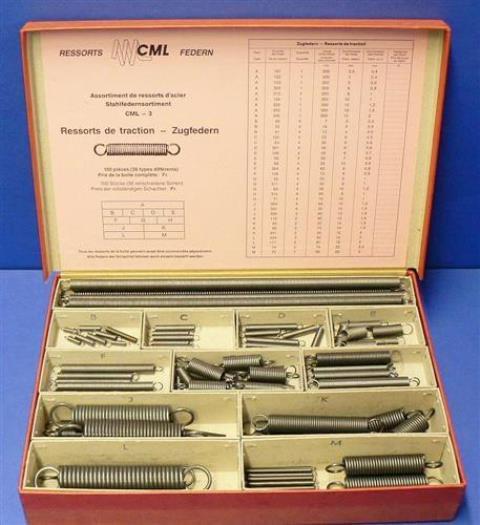 SPRINGS CML (9009)