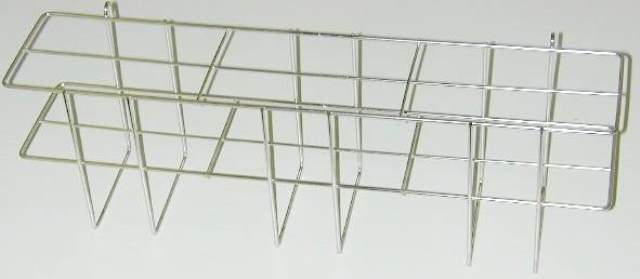 STAINLESS STEEL BASKET, Lot of 5  (32407)