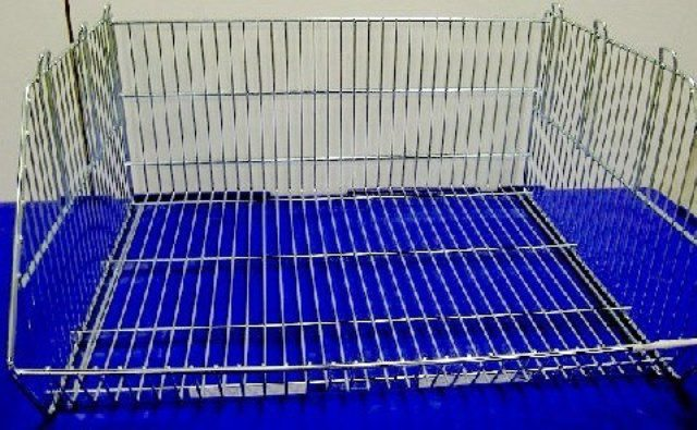 STAINLESS STEEL BASKET,Lot of 6  (32406)