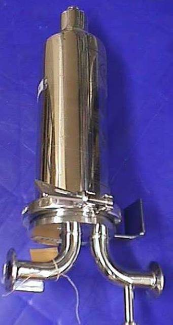 STAINLESS STEEL FILTER HOUSING PALL / SASM011G2138 AT (70516)