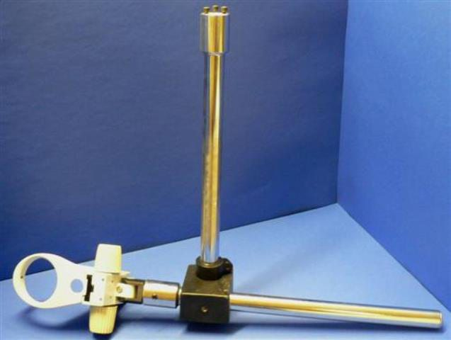 STEREO MICROSCOPE ORIENTABLE SUPPORT LEICA (8954)
