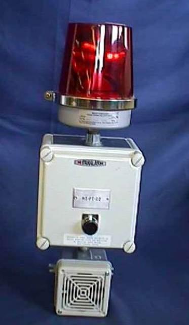 STROBOSCOPIC ANNUNCIATOR ALARM PANALARM / HS-PT-22 (80000)