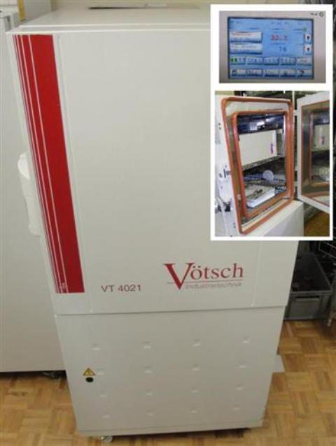 TEMPERATURE TEST CHAMBER VOTSCH / VT 4021 (9205)