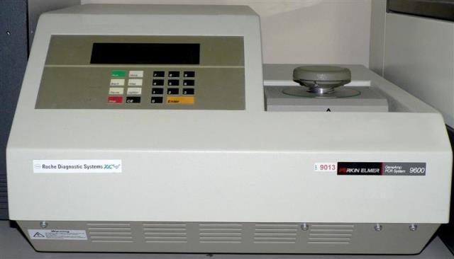 THERMOCYCLER PCR PERKIN ELMER APPLIED BIOSYSTEMS / GENEAMP 9600 (9013)