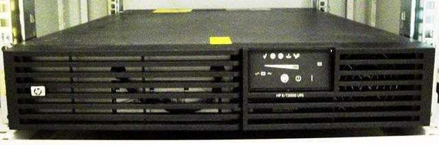 UNINTERRUPTIBLE POWER SUPPLY UPS INVERTER HP / RT300 (8588)