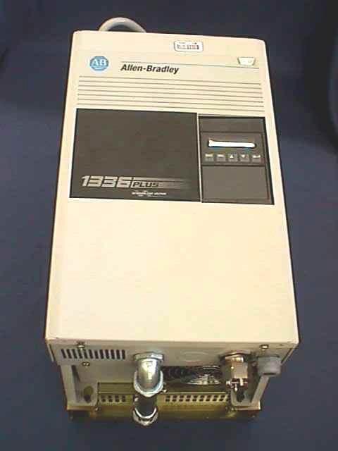 VARIABLE FREQUENCY DRIVE VFD ALLEN BRADLEY / 1336S-B015-AE-DE4 (75993)
